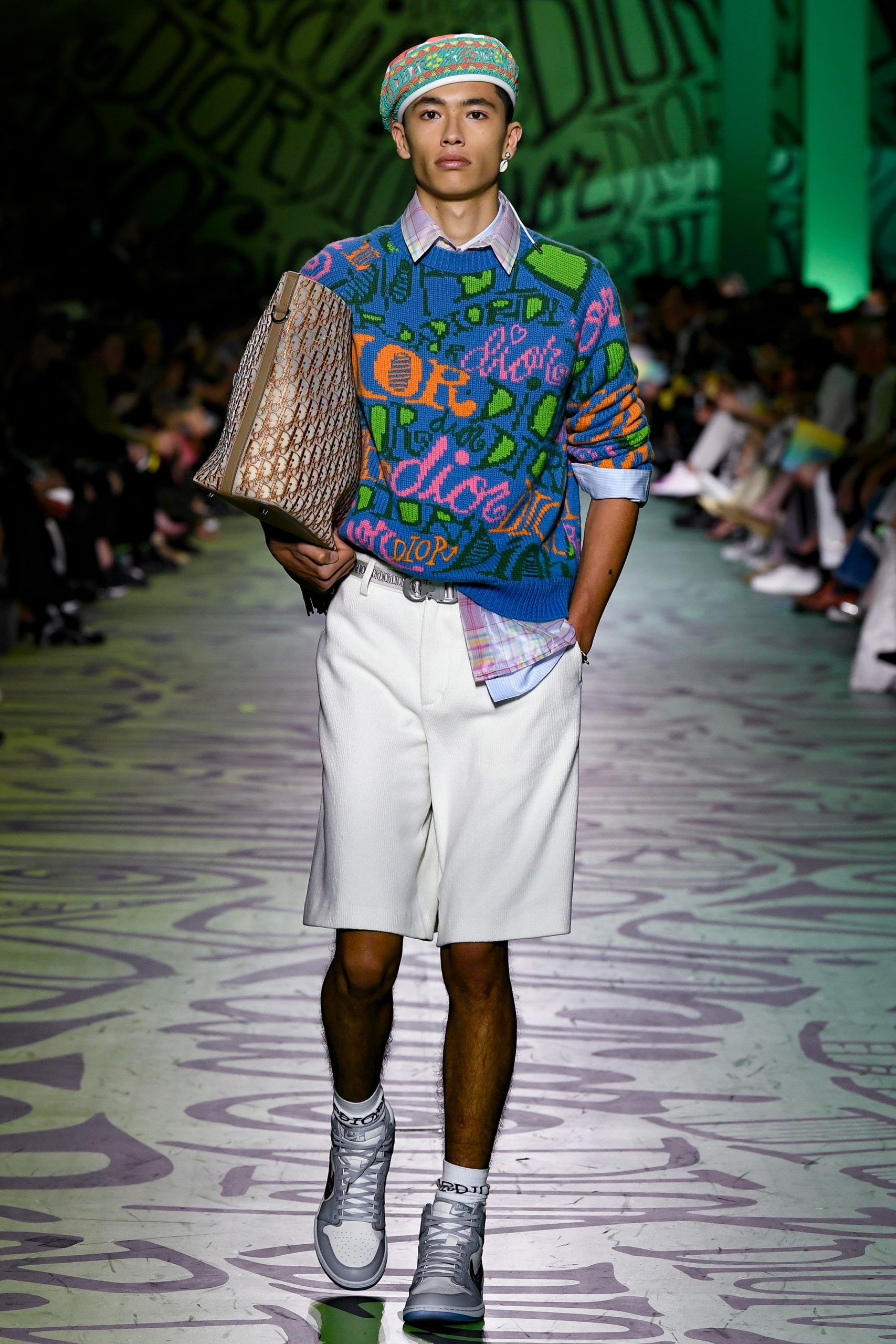Dior Men's Fall 2020 Fashion Show in 2020 Menswear