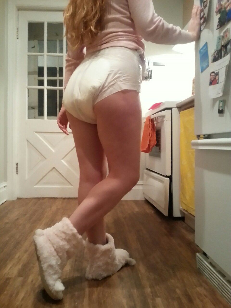 Pathetic Diapered Sissy Photo Things To Wear Scene Girls