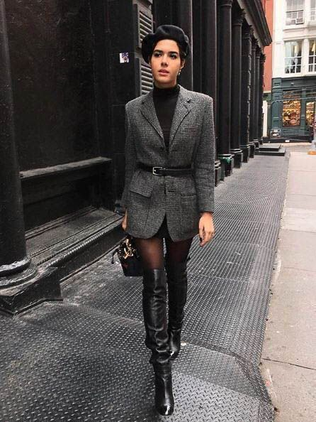 43 Office Outfits Highlight the Independent Side of Women #officeoutfit