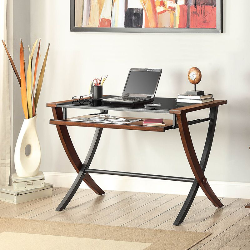 with adjustable table desk l desks recipename workstation imageservice concept profileid plus shape bestar dark standing grey costco height pro imageid