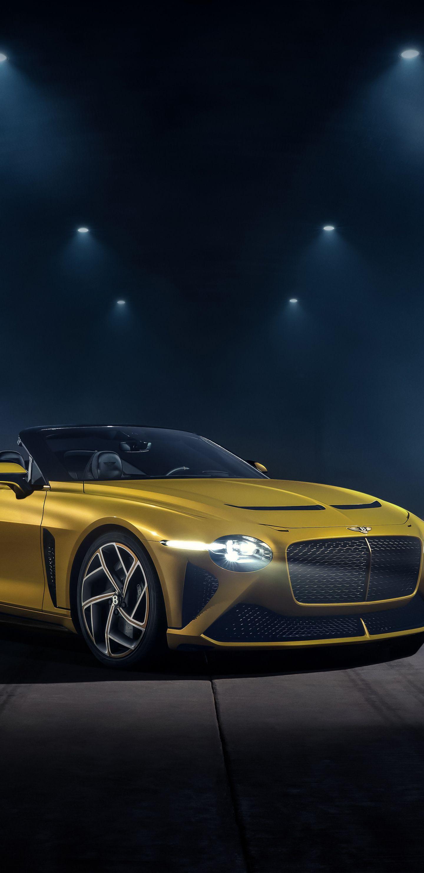 1440x2960 Luxury Car Bentley Mulliner Bacalar Auto Show Wallpaper Bentley Mulliner Luxury Cars Luxury Cars Bentley