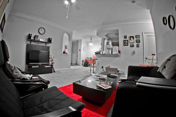 Amazing Gray Pearl Living Room
