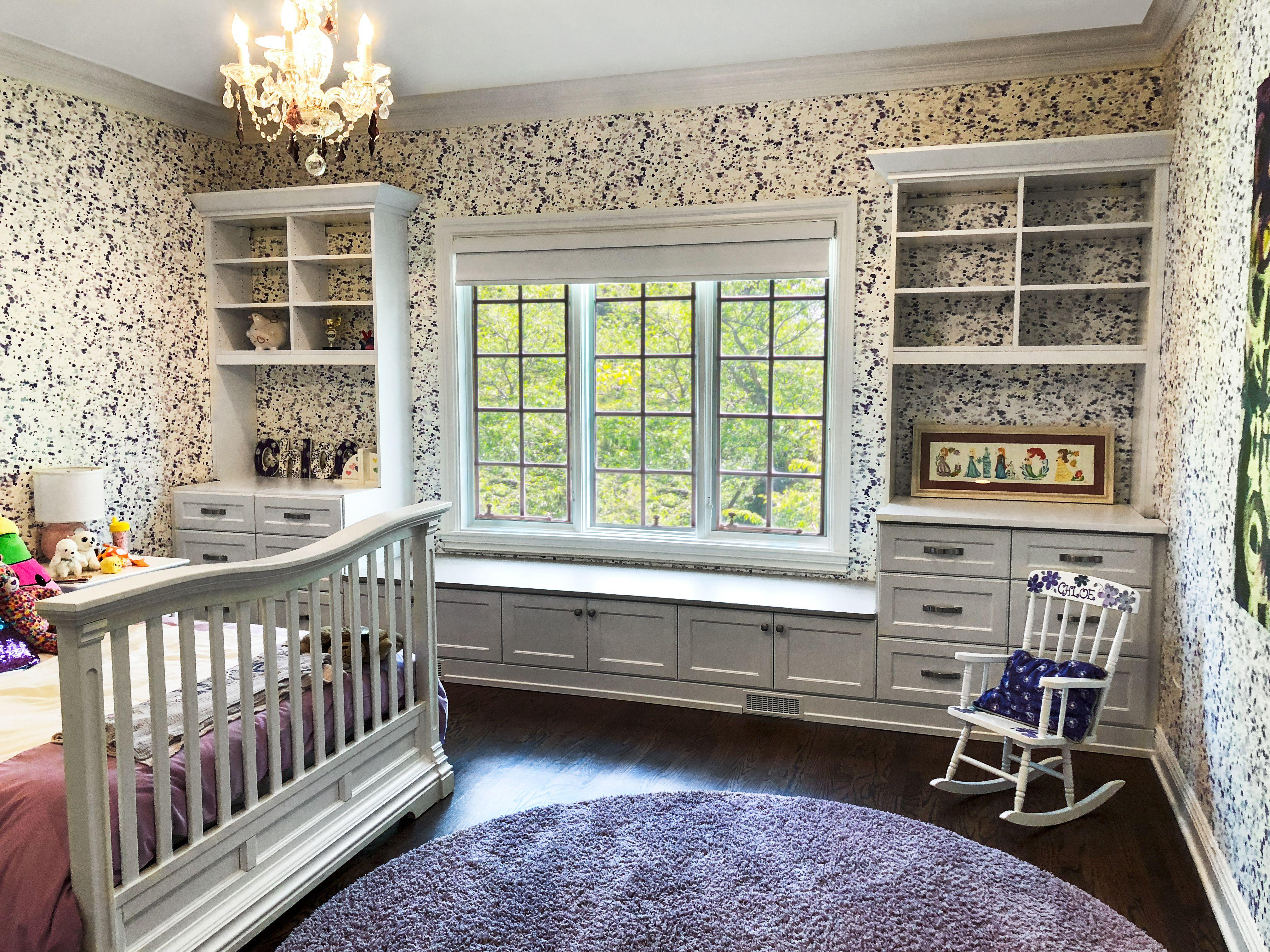 Modern Built Ins and Custom Storage Ideas Bedroom built