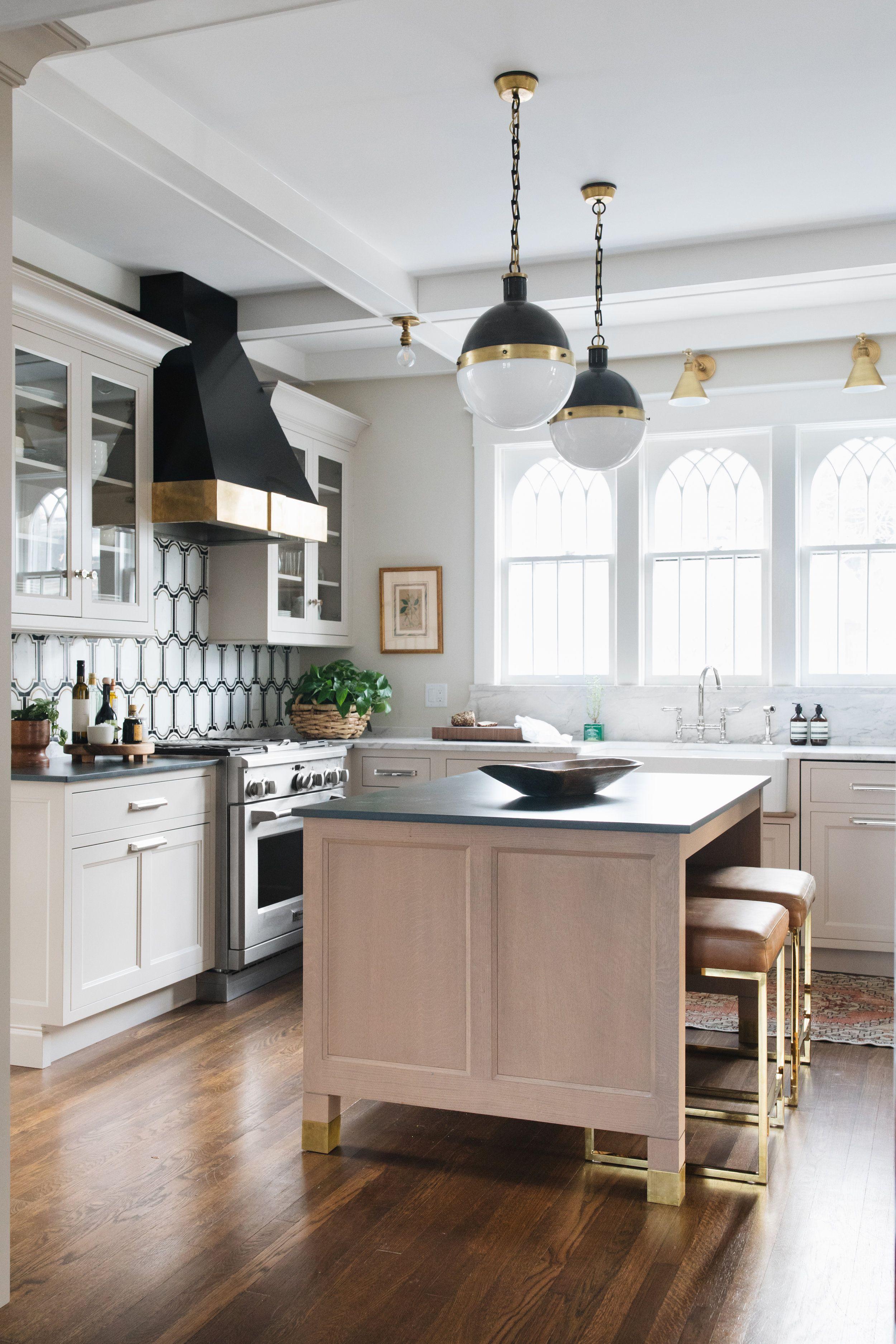 Victorian kitchen remodel | Jean Stoffer Design | LIVING ROOMS ...