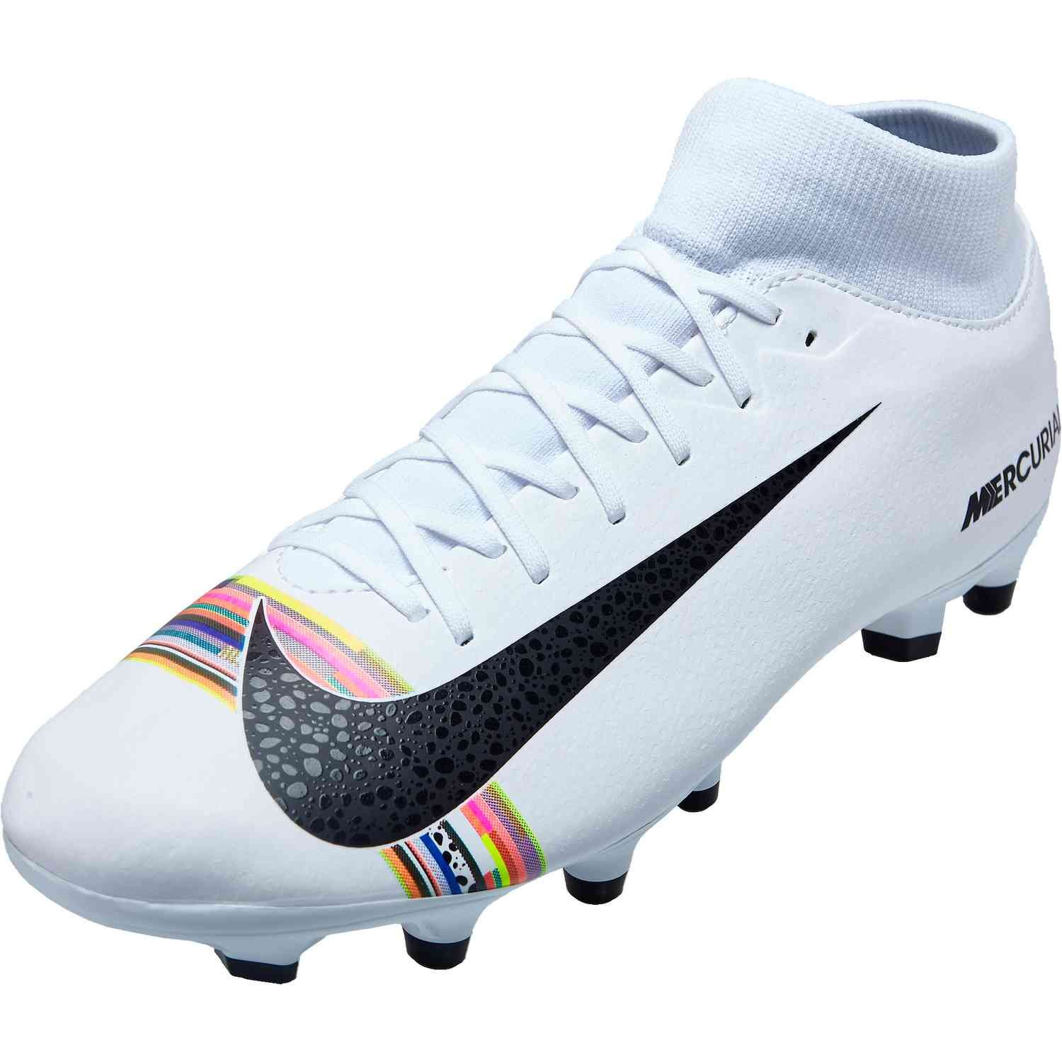 Nike Mercurial Superfly 6 Academy Fg Level Up Soccerpro Best Soccer Cleats Nike Soccer Shoes Soccer Cleats Nike
