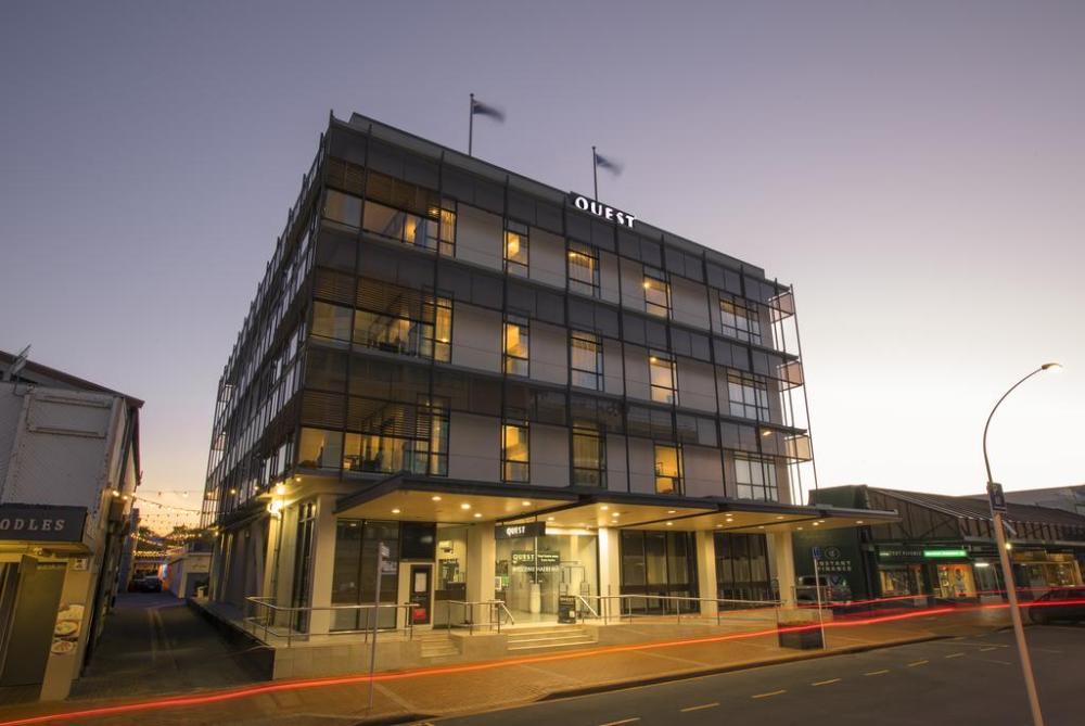 Quest Rotorua Apartment Hotel, New Zealand