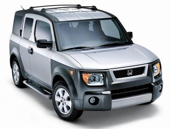 2007 2008 Honda Element Ex Factory Repair And Service Manual Honda Element Honda Element Camping Honda Element Camper