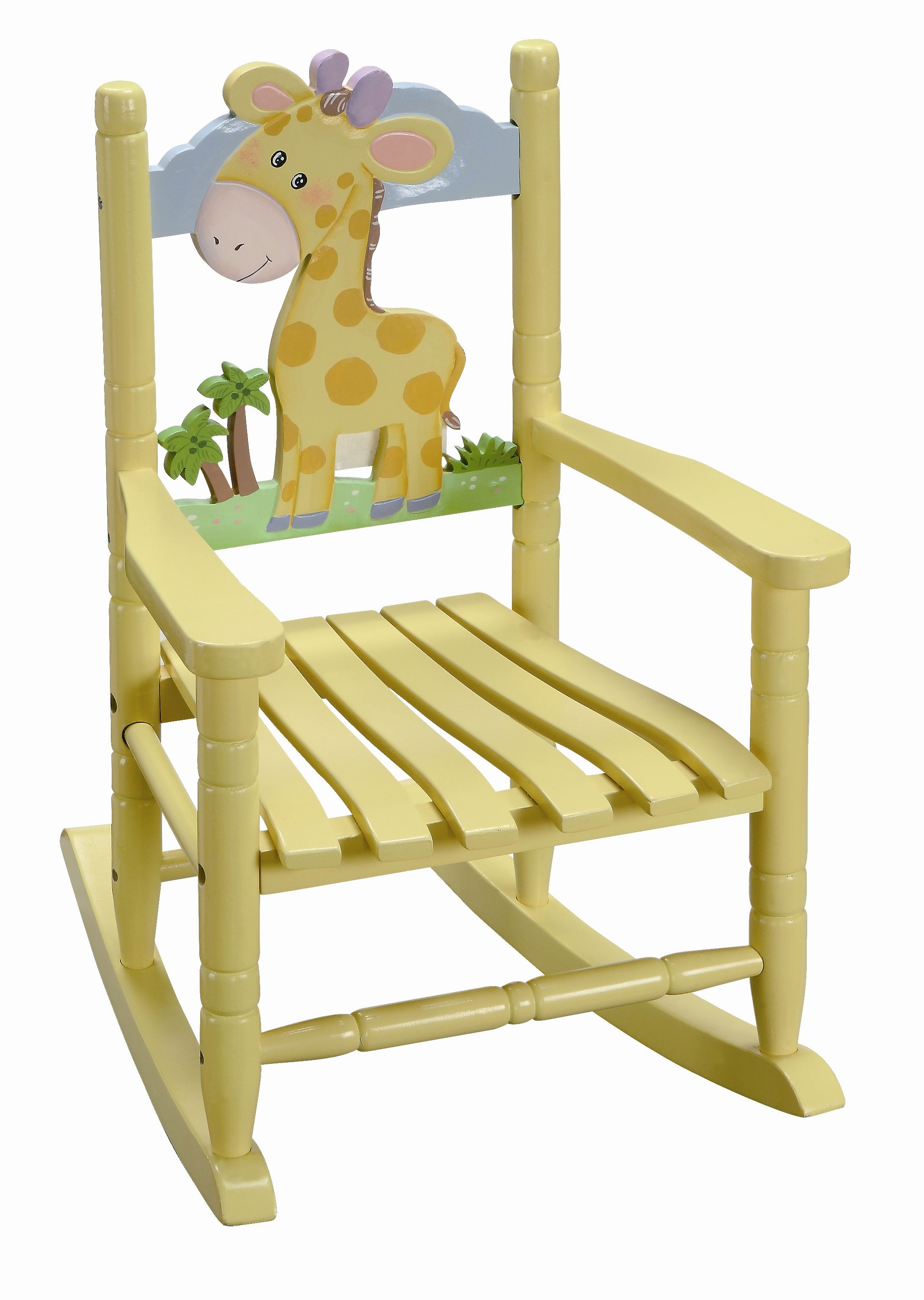 Have your child rock with teamsonus beautifully themed giraffe