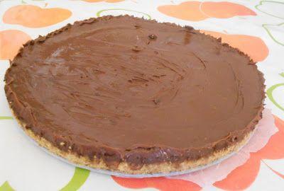 Quelle che...off topic!: Cheesecake al cioccolato