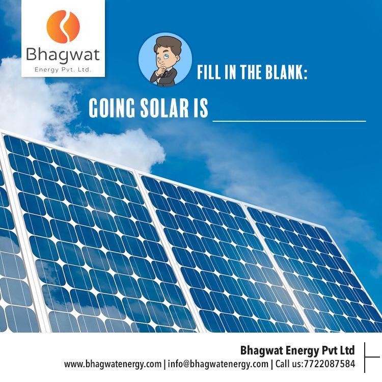 Pin By Bhagwatenergyin On Bhagwat Energy Solar Solar Energy Companies Solar Water Heating System