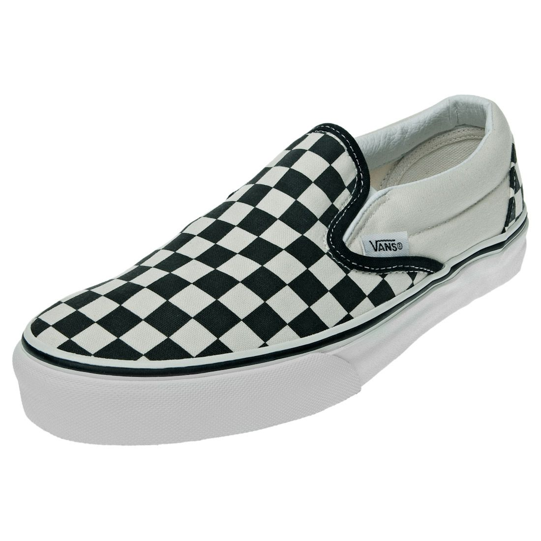 782d2631b572 CLASSIC SLIP-ON - Skaterschuh - black   white