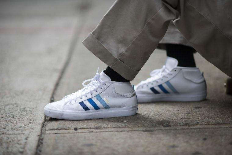 How Pro Skater Na-Kel Smith Got His Own Adidas Matchcourt Mid ... 411be3336