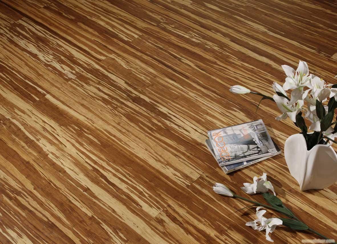 Hot Item Handscraped Bamboo Floor Bamboo Flooring Bamboo Sustainable Grass