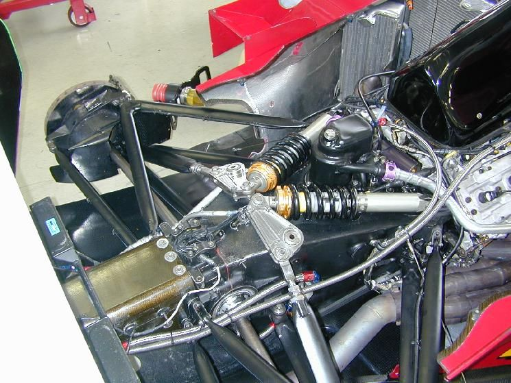 Formula 1 - how does the suspension work  - Page 1 - General
