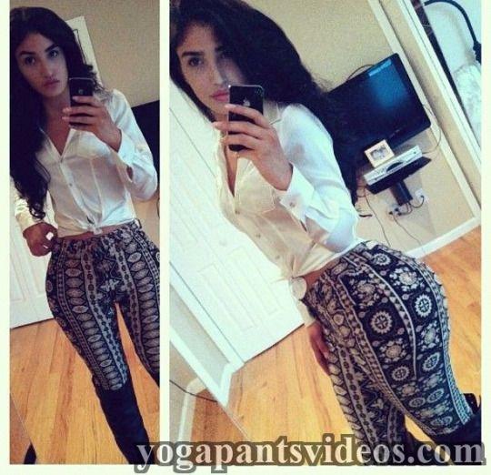 black girl yoga pants porn - Yoga Pants Porn