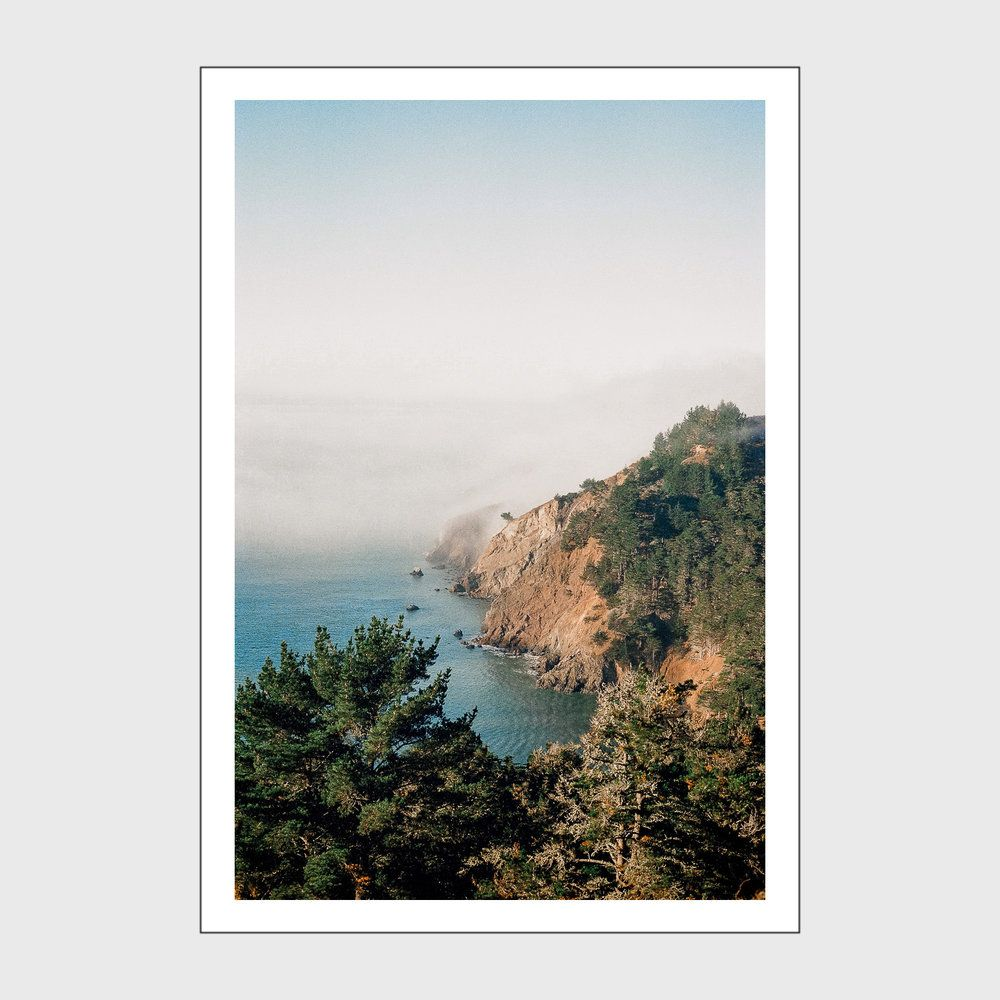For your walls, San Francisco Cliff. | shop: prints + frames ...