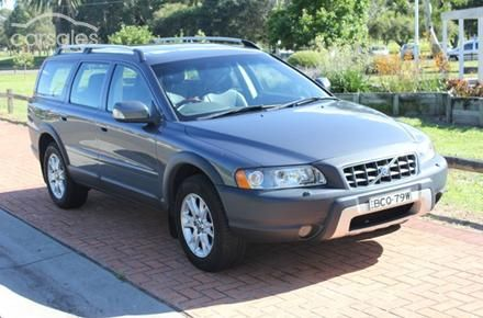2007 Volvo Xc70 Le Auto 4x4 My07 Cars For Sale New And Used Cars Used Cars
