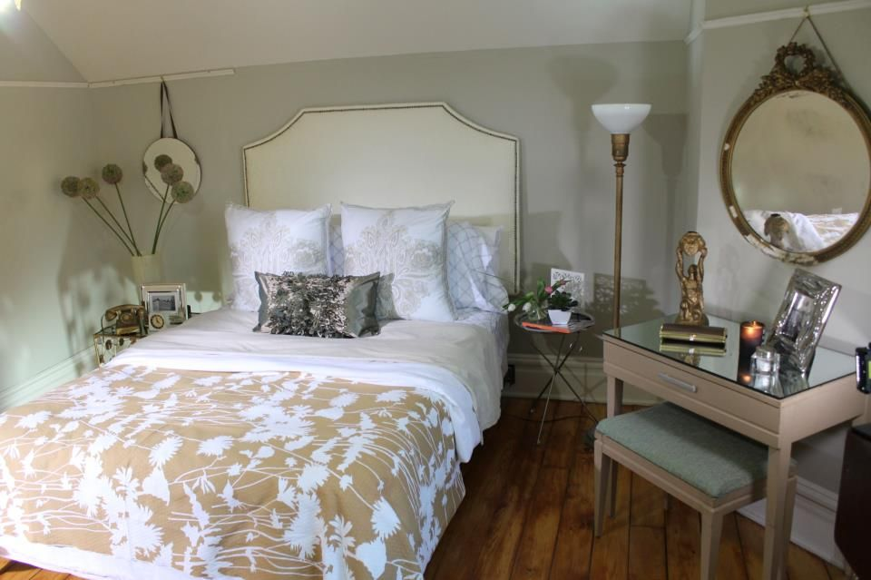 bedroom color schemes case plus | Nicole Curtis Rehab Addict - Master Bedroom AFTER | Case ...