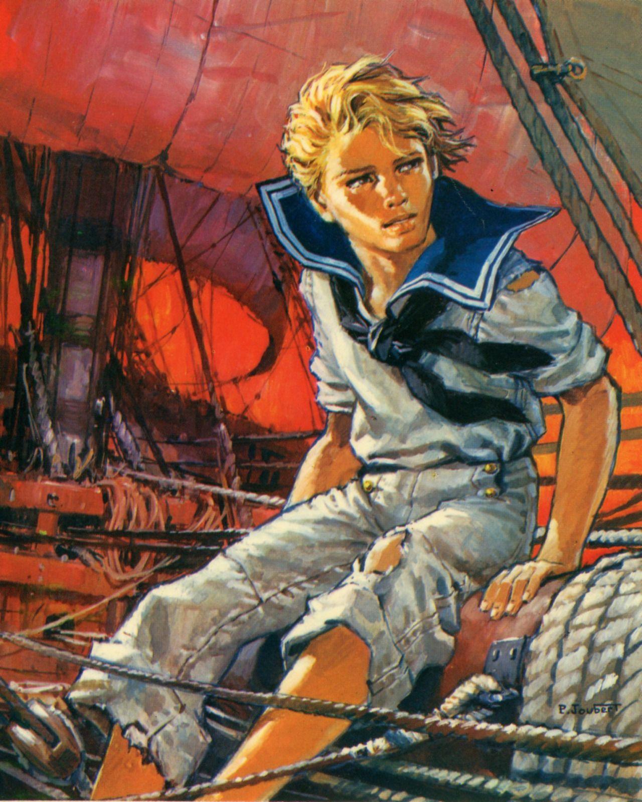 """Anime Jungle Manaus 2019: Dessin De Pierre Joubert Pour """"La Fusée"""" 1975"""