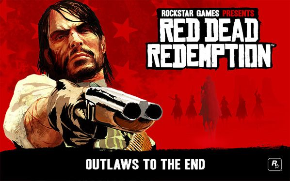 Best Tagline For A Video Game Ever Red Dead Redemption Red Dead