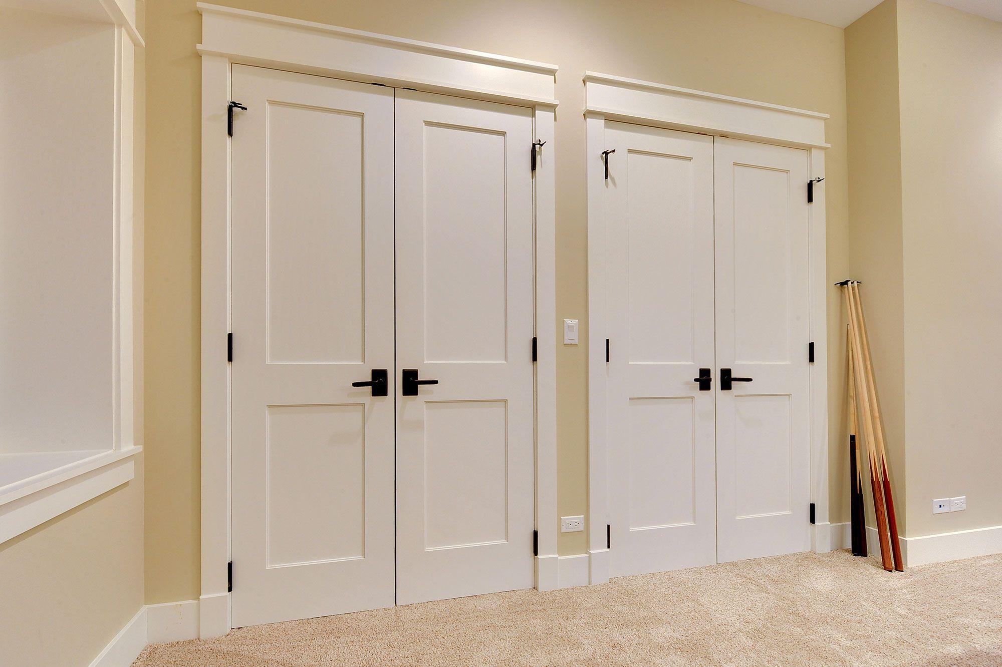 Superb 803 Solar Glenview   Basement Closet Doors   Globex Developments Custom  Homes