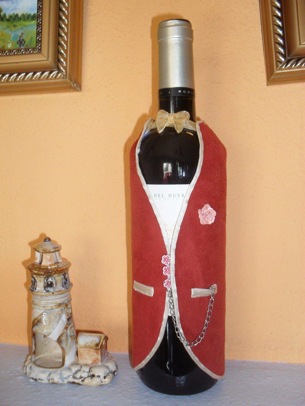 Great Idea Wine Bottle Dressing Bottle Dressing Wine Bag