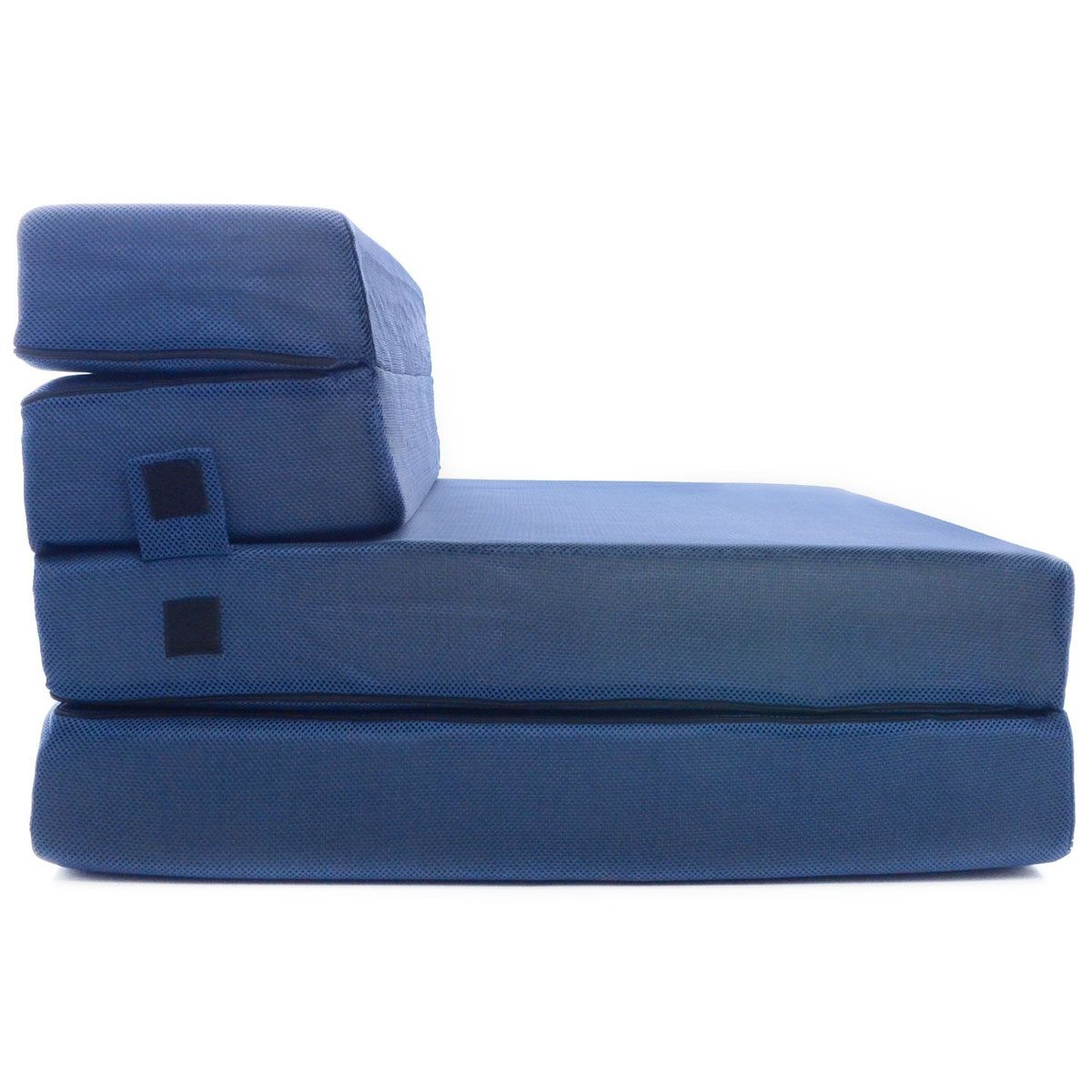 folding foam bed chair big fold up tri mattress and sofa loft beds