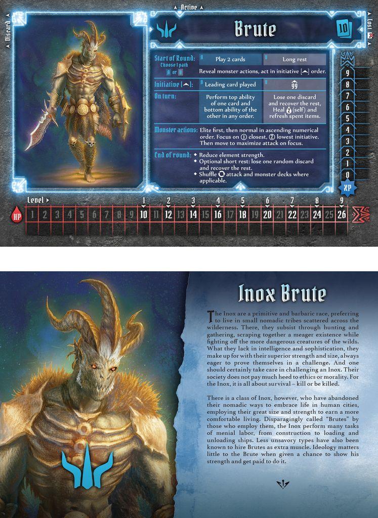 Gloomhaven Image Boardgamegeek Dungeons Of Infinity