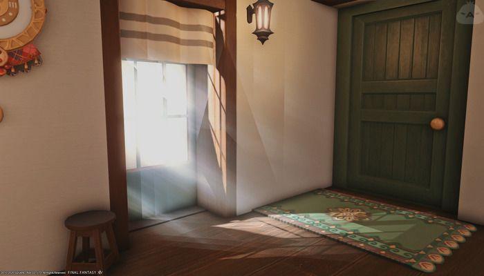 Green Door House 2020 家 パーティション 家具
