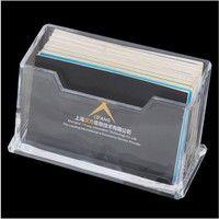 Clear acrylic plastic business card holder display stands shelf clear acrylic plastic business card holder display stands shelf size 101cm by 51cm by 45cm colourmoves