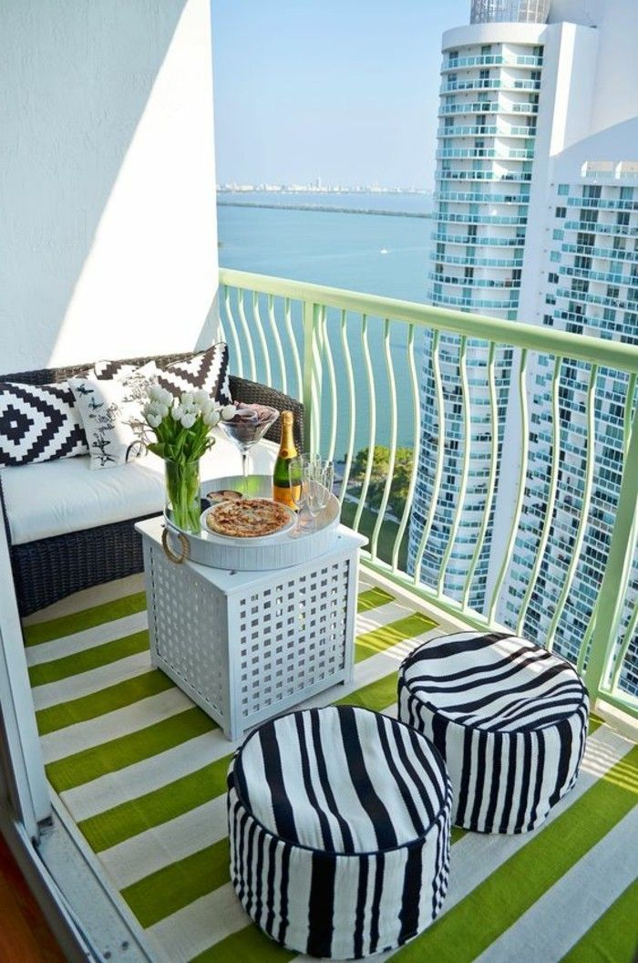 1001 Unglaubliche Balkon Ideen Zur Inspiration A Bas Je