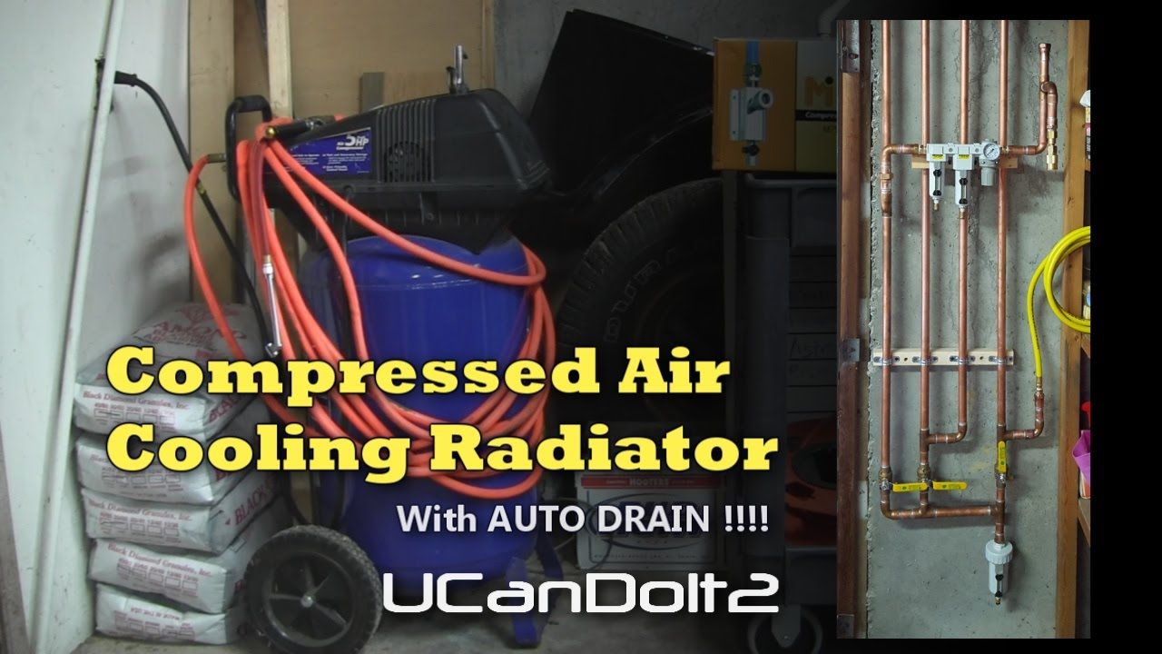 Image result for compressed air filter with automatic