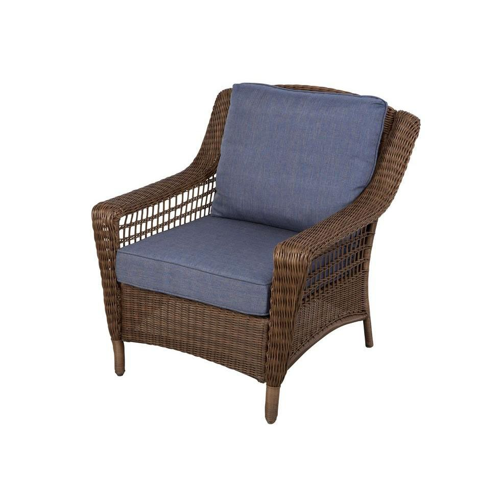 replacement cushions for living room sofa 2 wall table spring haven chair set of back deck