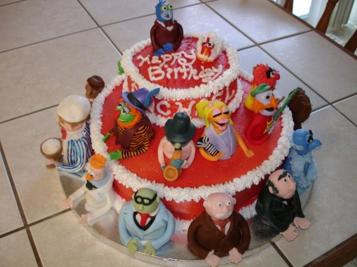 muppet cakes - Yahoo Image Search results