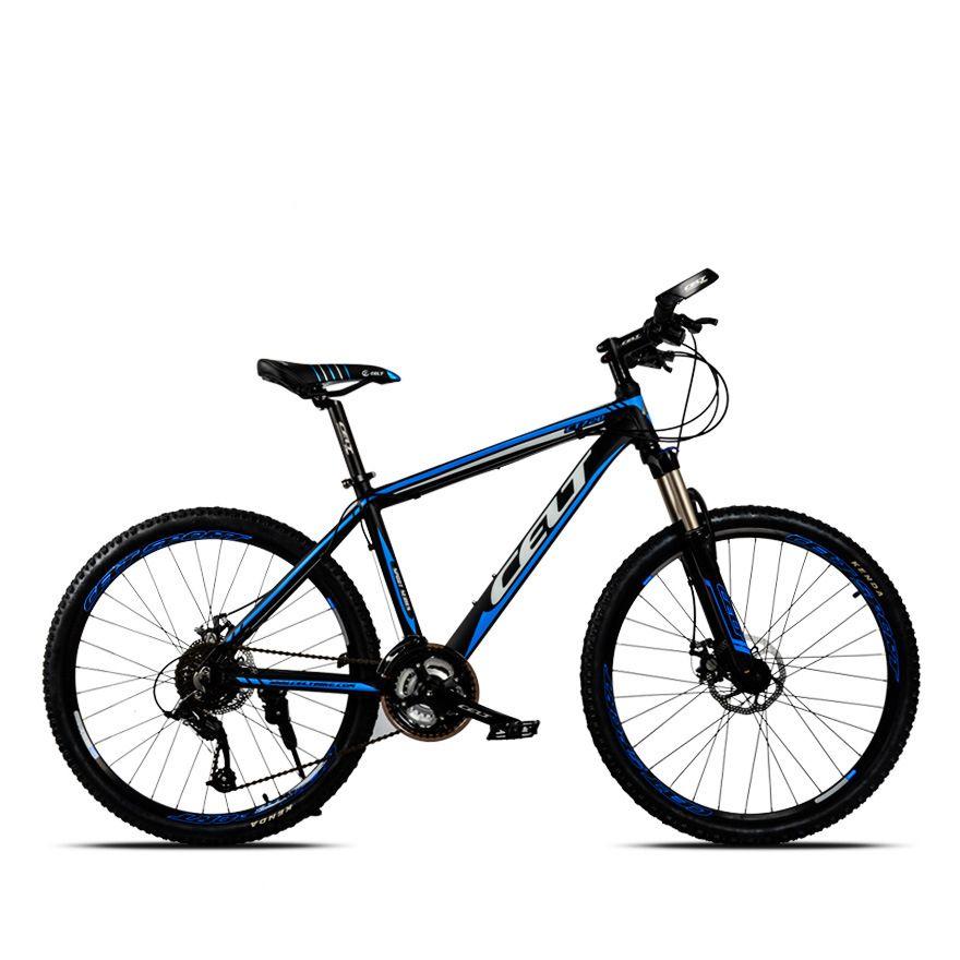 26 Inch Mountain Bike Bicycle 27 Speed Oil Disc Brake Aluminum Alloy ...