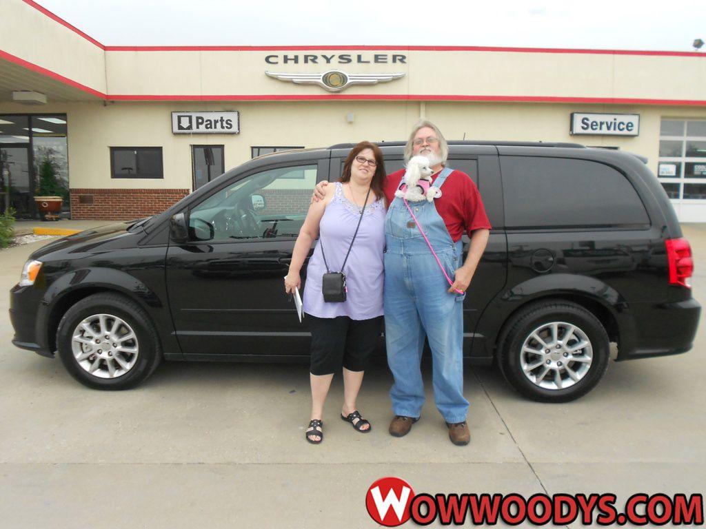 Daniel and Deborah Meyers from Mercer, Missouri purchased