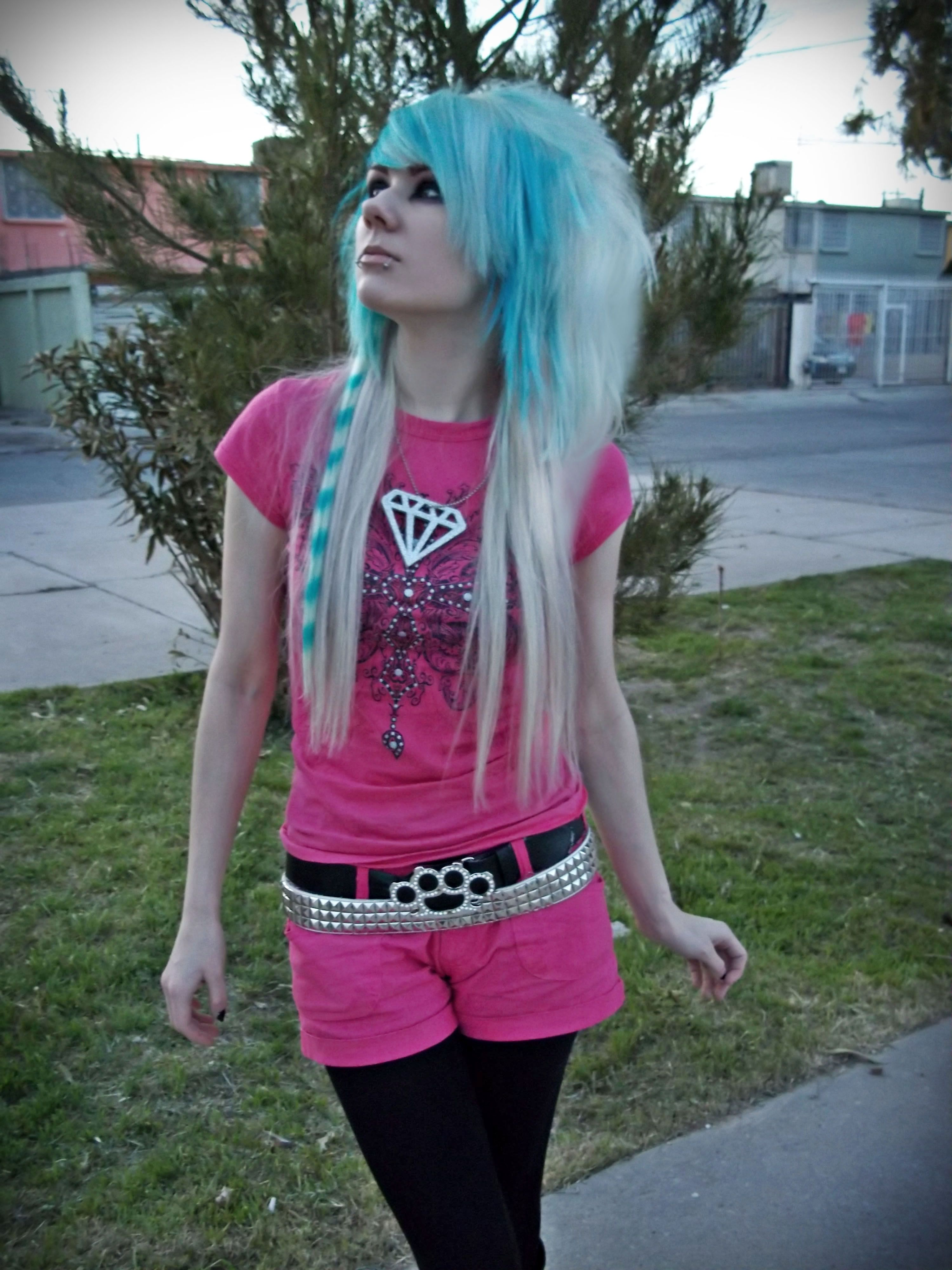 Girl emo stylish games
