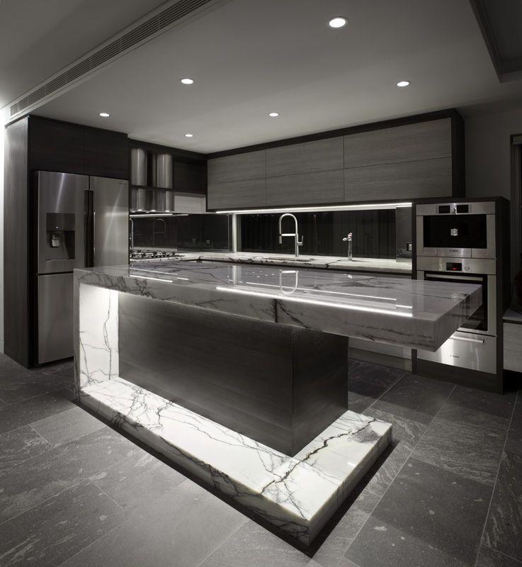 Best Ultra Modern Kitchen Designs Modern Kitchens 400 x 300