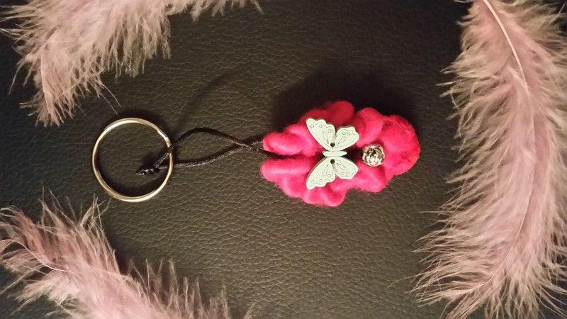 Schlüsselanhänger - Schlüsselanhänger - ein Designerstück von Pale01 bei DaWanda