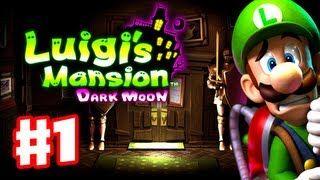 ZackScottGames - YouTube   Health   Luigi's mansion dark moon