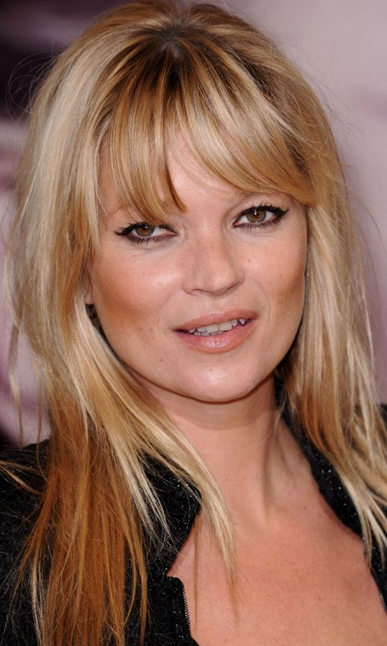 Long Hairstyles Celebrity Styles We Love Long Haircuts Kate Moss