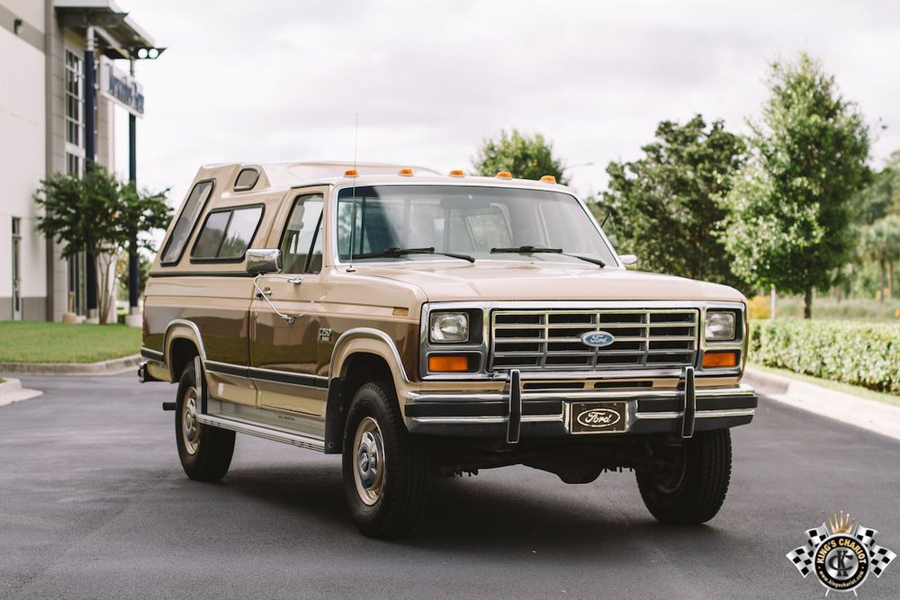 Ford F 250 Rare Original F250 4x4 Super Low Miles Outstanding Ford Classic Cars Classic Ford Trucks Ford Trucks