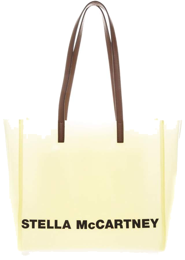 Pin By Fashmates Social Styling S On Products Yellow Tote Bag Stella Mccartney Tote Bag