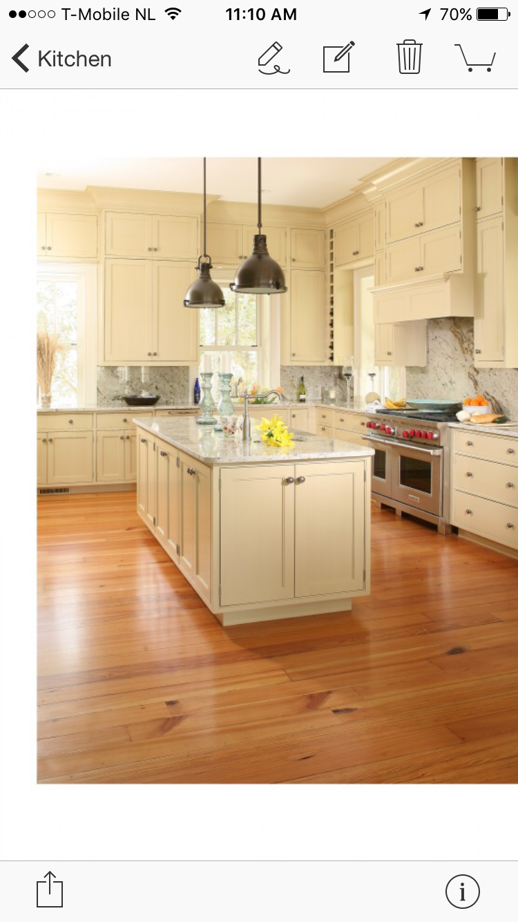 Best Cabinets In Tallow Color By Farrow And Ball Kitchen 400 x 300