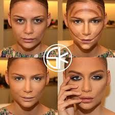 Картинки по запросу макияж фото до и после