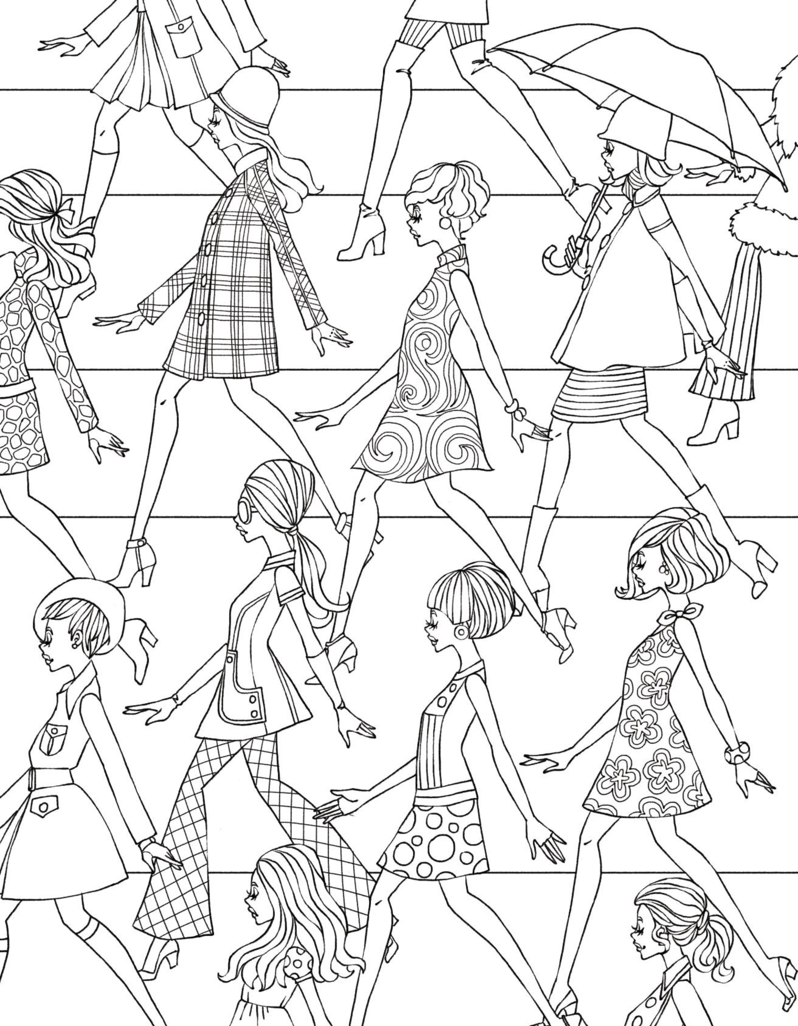 Old Fashioned Coloring Pages Download Fashion Coloring Book Coloring Pages Coloring Books