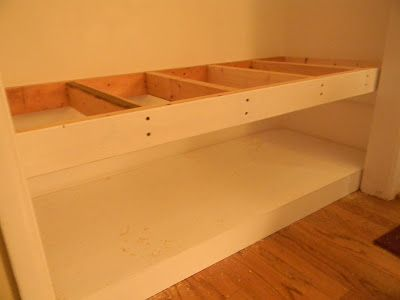 Mudroom Closet Bench Tutorial Build It Pinterest Closet Bench Mudroom And Tutorials