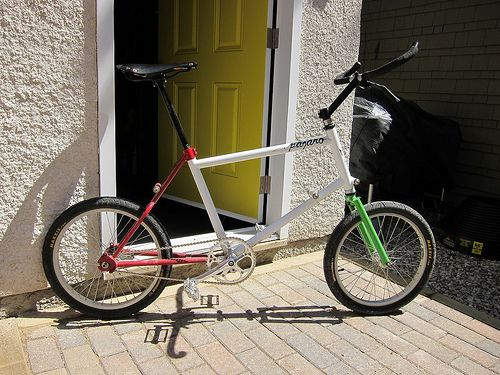 Hunter Cycle Truck minus racks   This bike was built by Rick…   Flickr