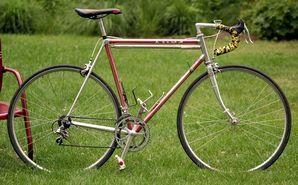Vitus 979 Aluminum Road Bike With Shimano 600 And Dura Ace