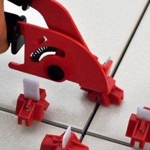 Dta Lippage Leveling System Diy Kit Flooring Tools Tiles Tile Leveling System